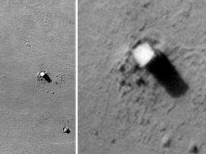 Monolito de Marte continua um mistério | O Erudito